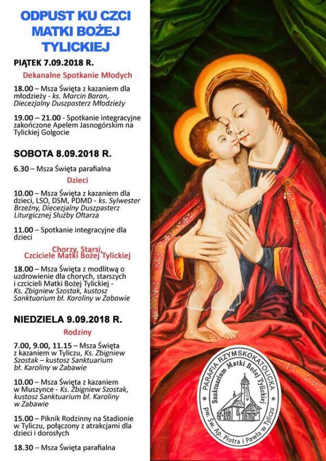 Głos Krakowa - audycja radiowa - Sanktuarium w Tyliczu