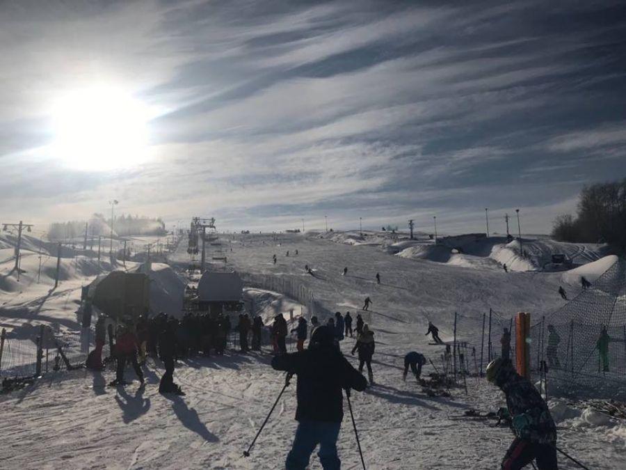 Otwarcie sezonu narciarskiego w Tyliczu.